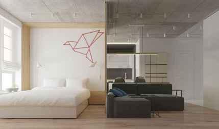 140 Smart Apartment Decorating Ideas (39)