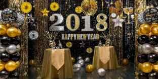 40 Best DIY 2018 New Years Eve Decor Ideas (19)