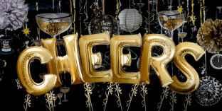 40 Best DIY 2018 New Years Eve Decor Ideas (21)