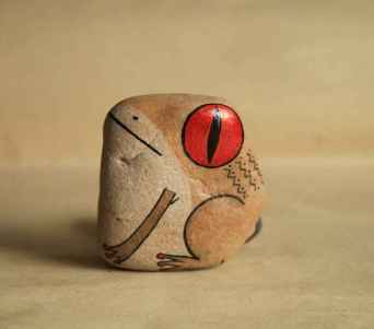 50 DIY Painted Rock Ideas for Your Home Decoration (49)