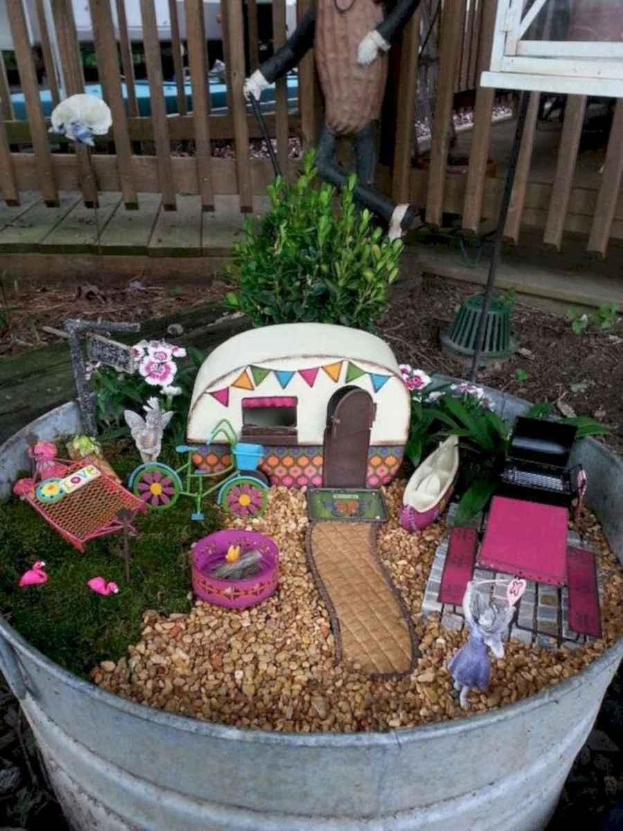 50 Easy DIY Fairy Garden Design Ideas (17)