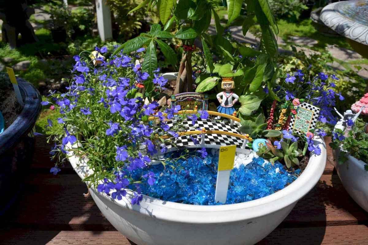 50 Easy DIY Fairy Garden Design Ideas (19)