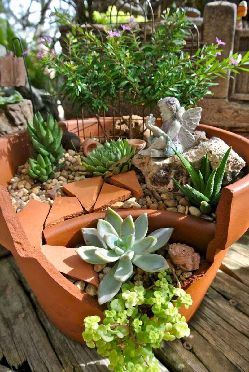 50 Easy DIY Fairy Garden Design Ideas (7)