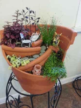 50 Easy DIY Fairy Garden Design Ideas (8)