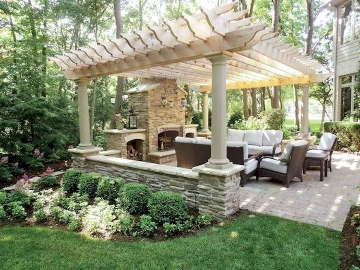 60 Fresh Backyard Landscaping Design Ideas on A Budget (31)