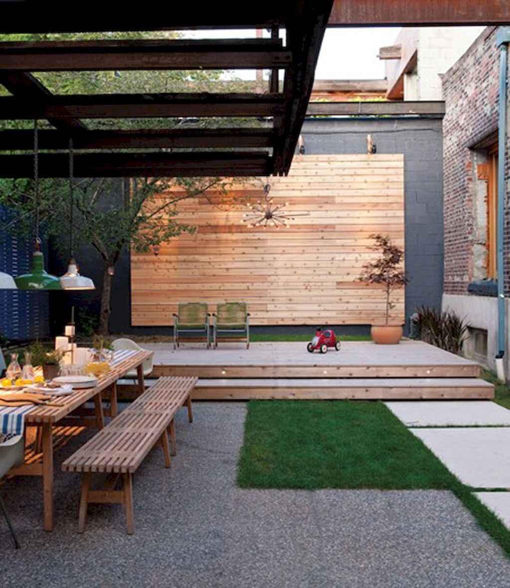 60 Fresh Backyard Landscaping Design Ideas on A Budget (50)