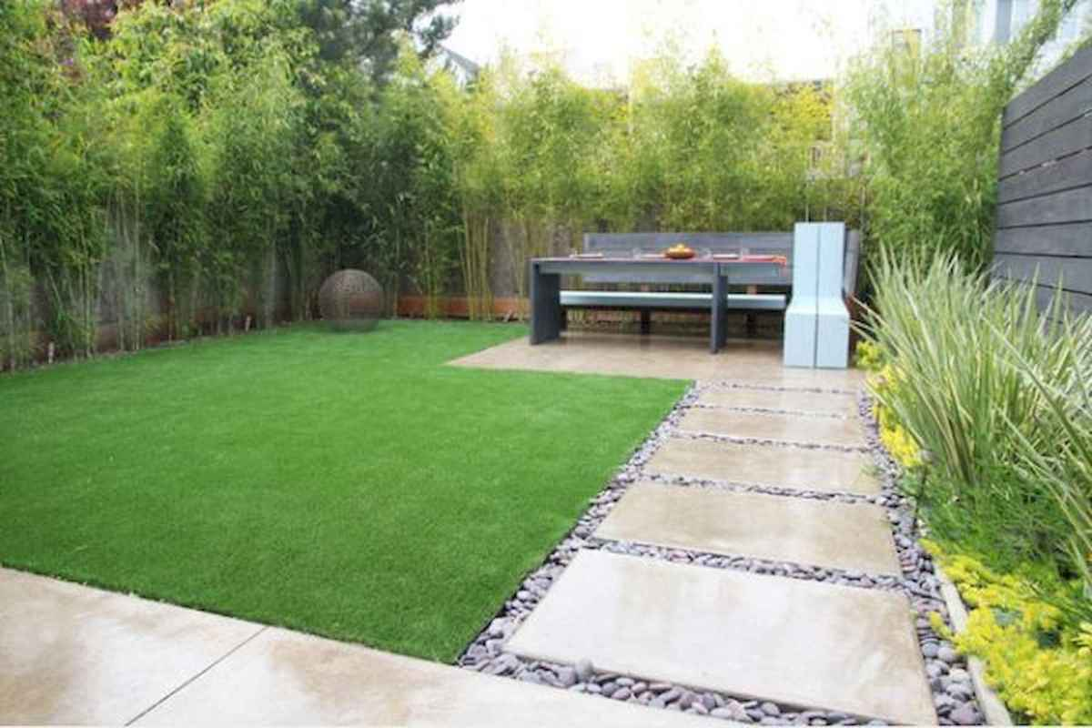 60 Fresh Backyard Landscaping Design Ideas on A Budget (56)