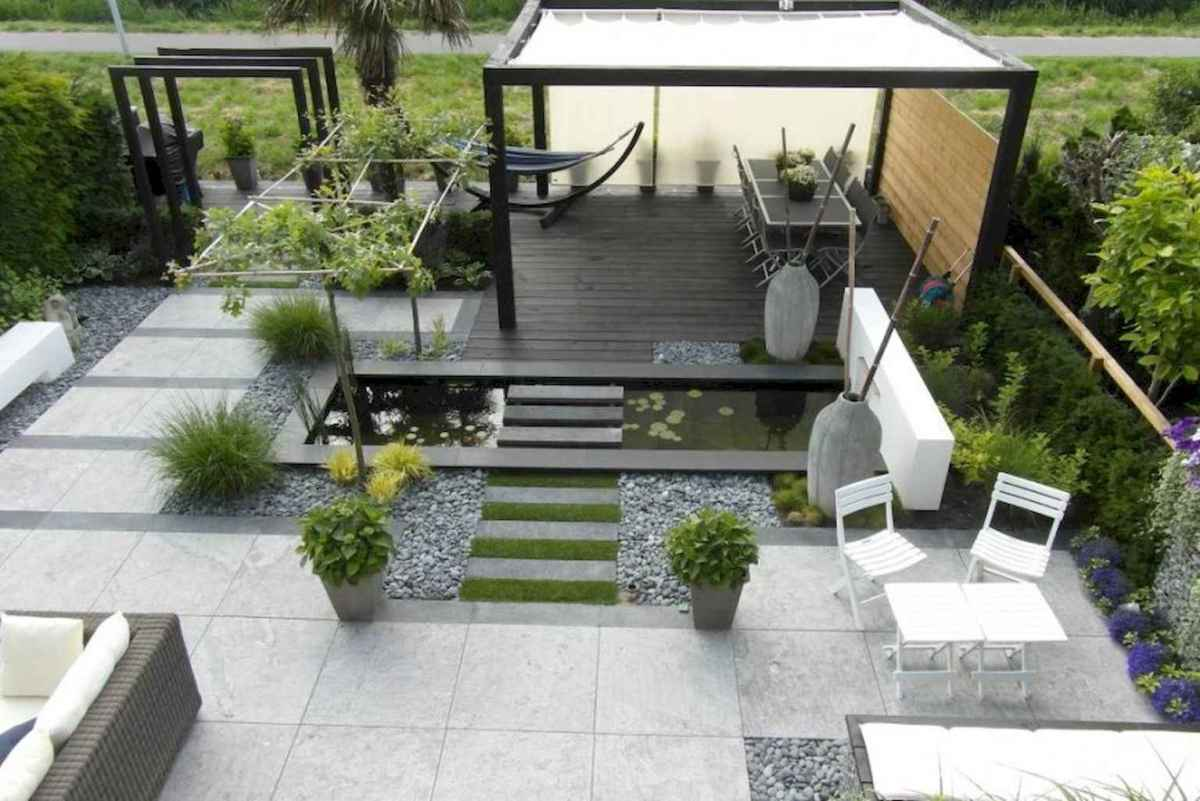 60 Fresh Backyard Landscaping Design Ideas on A Budget (60)