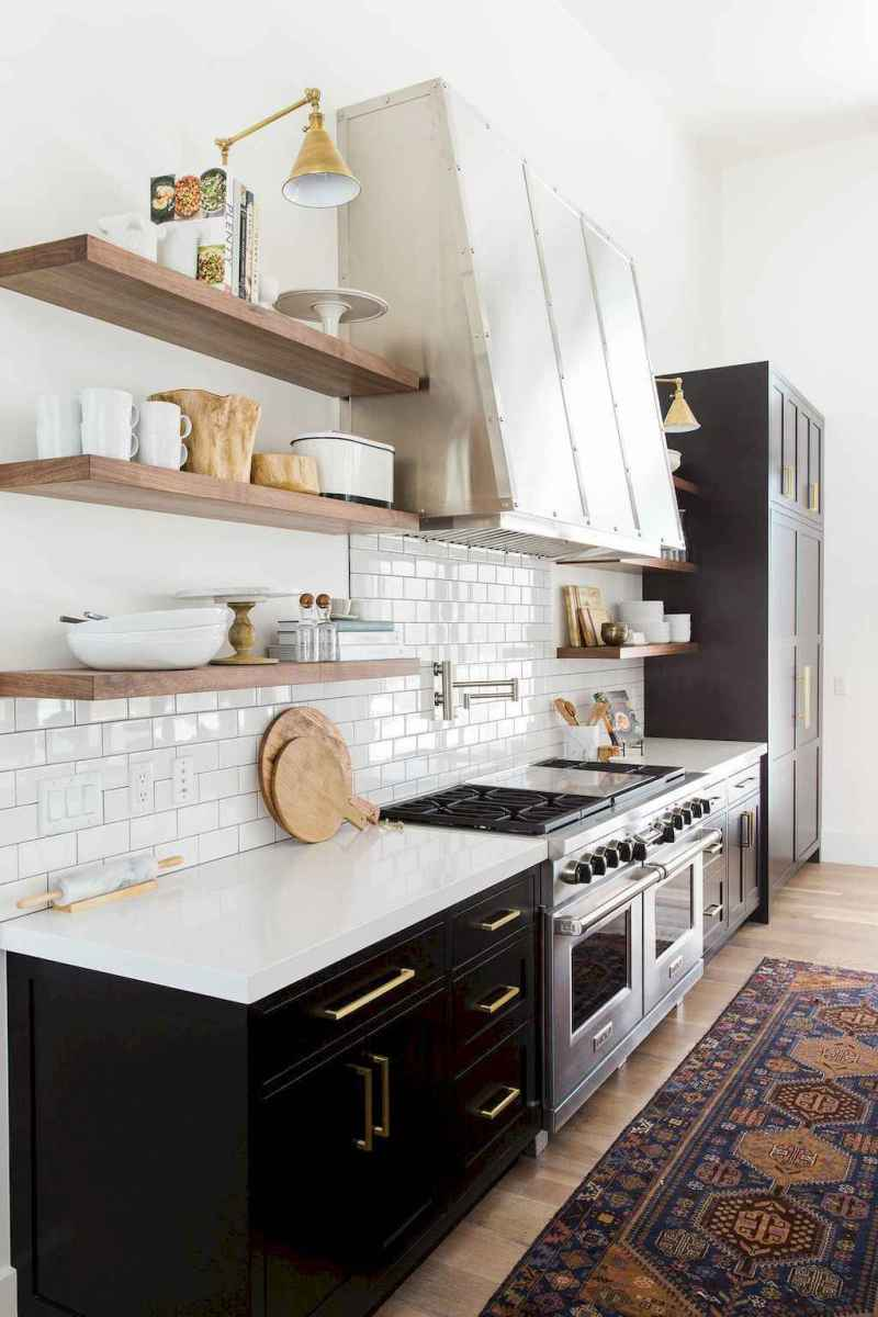 60 Inspiring Rustic Kitchen Decorating Ideas (26)