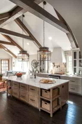 60 Inspiring Rustic Kitchen Decorating Ideas (56)