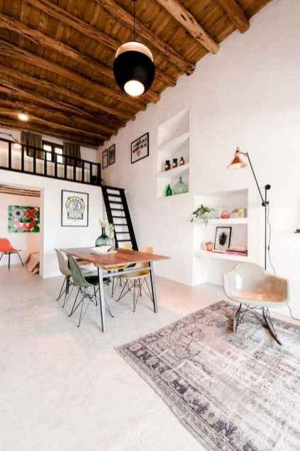 60 Modern Farmhouse Living Room First Apartment Ideas (51)