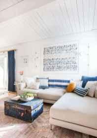 60 Modern Farmhouse Living Room First Apartment Ideas (57)