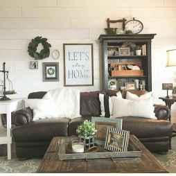 60 Modern Farmhouse Living Room First Apartment Ideas (6)