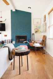60 Modern Farmhouse Living Room First Apartment Ideas (7)