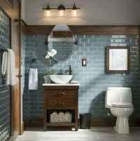 60 Rustic Master Bathroom Remodel Ideas (16)