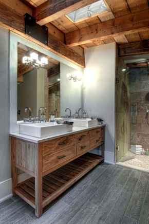 60 Rustic Master Bathroom Remodel Ideas (31)