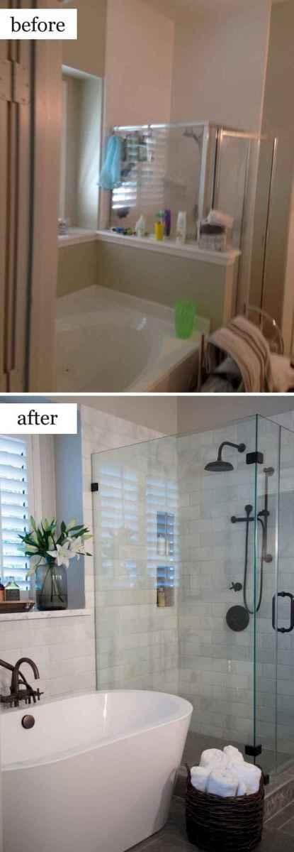 80 Amazing Master Bathroom Remodel Ideas (38)