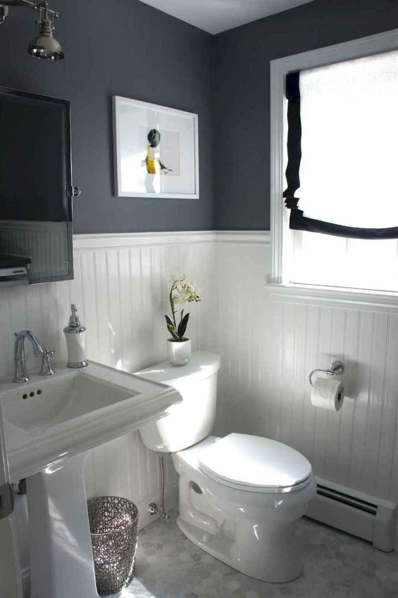 80 Amazing Master Bathroom Remodel Ideas (48)