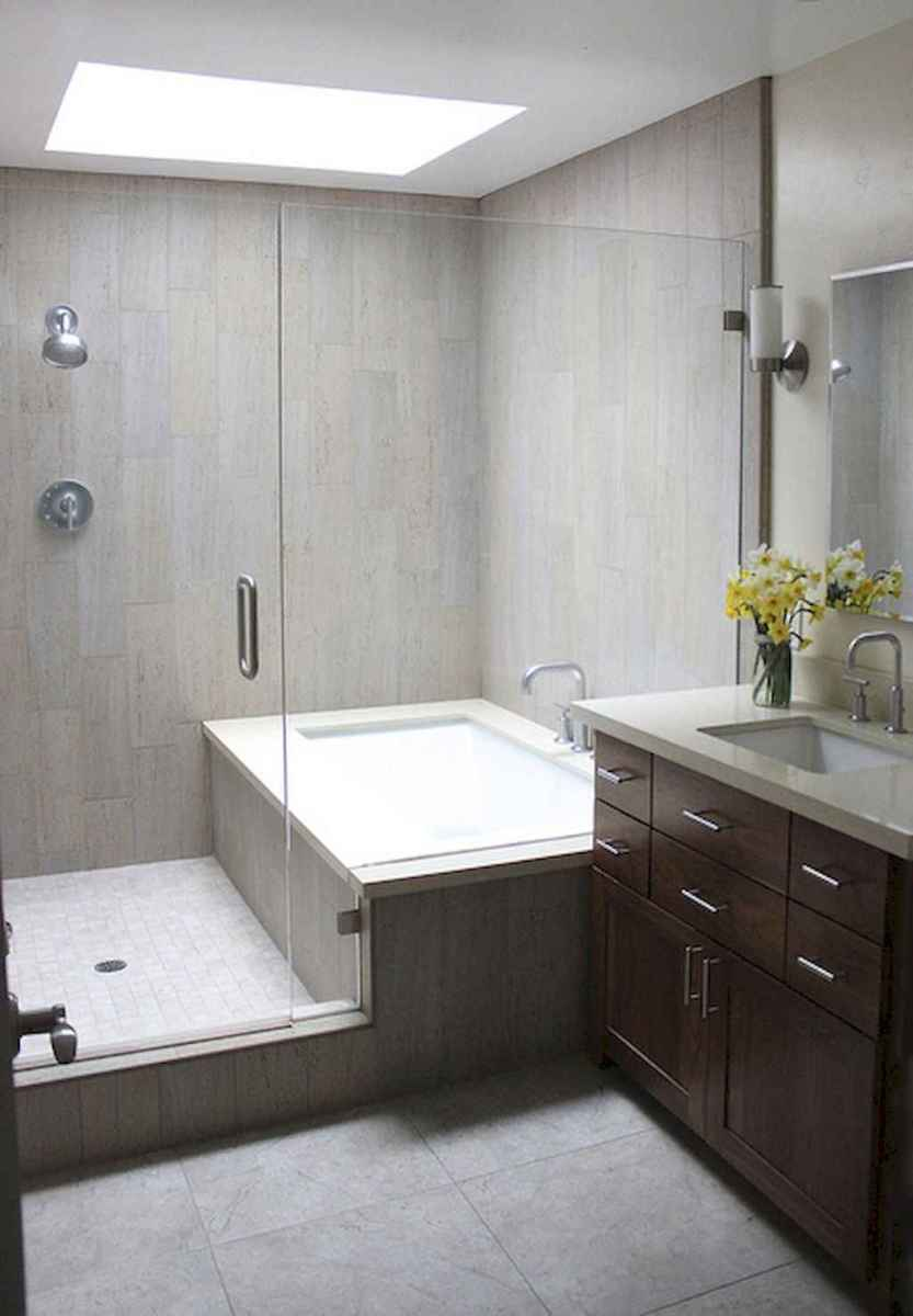 80 Amazing Master Bathroom Remodel Ideas (62)