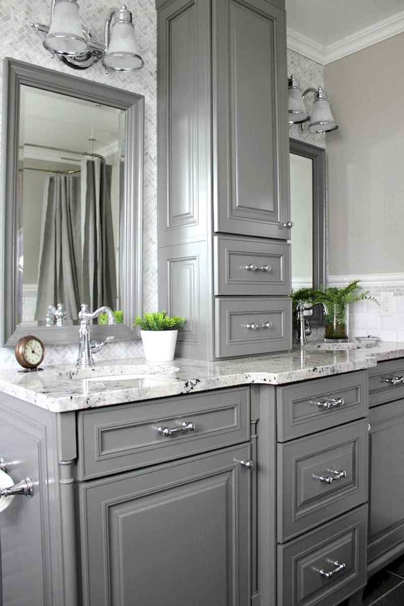 80 Amazing Master Bathroom Remodel Ideas (64)