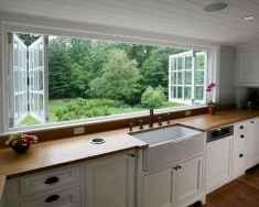 100 Beautiful Kitchen Window Design Ideas (60)
