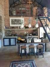 120 Modern Rustic Farmhouse Kitchen Decor Ideas (10)