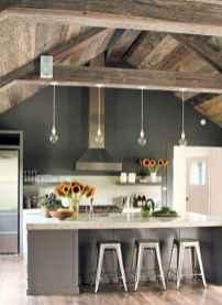 120 Modern Rustic Farmhouse Kitchen Decor Ideas (104)