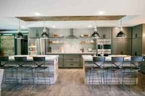 120 Modern Rustic Farmhouse Kitchen Decor Ideas (113)