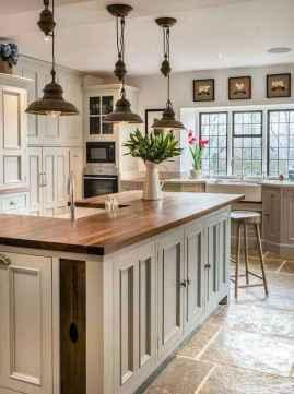120 Modern Rustic Farmhouse Kitchen Decor Ideas (24)