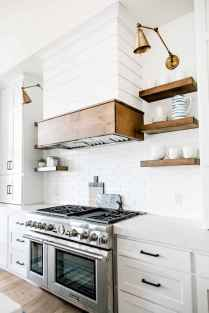 120 Modern Rustic Farmhouse Kitchen Decor Ideas (36)