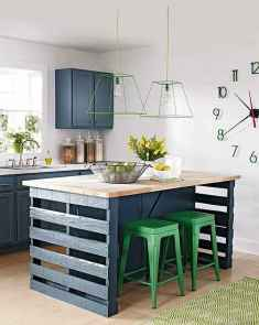 120 Modern Rustic Farmhouse Kitchen Decor Ideas (5)