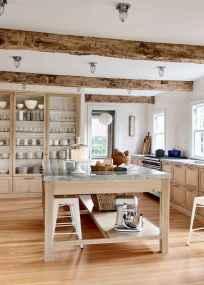 120 Modern Rustic Farmhouse Kitchen Decor Ideas (54)