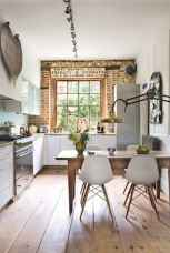 120 Modern Rustic Farmhouse Kitchen Decor Ideas (63)