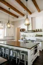 120 Modern Rustic Farmhouse Kitchen Decor Ideas (69)