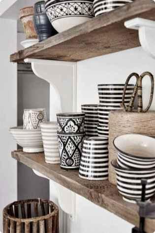 120 Modern Rustic Farmhouse Kitchen Decor Ideas (73)
