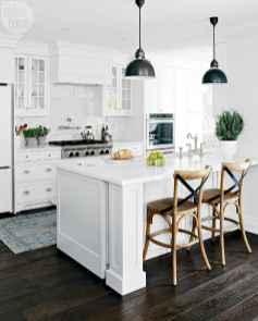 120 Modern Rustic Farmhouse Kitchen Decor Ideas (74)