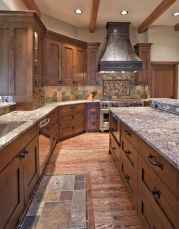 120 Modern Rustic Farmhouse Kitchen Decor Ideas (92)