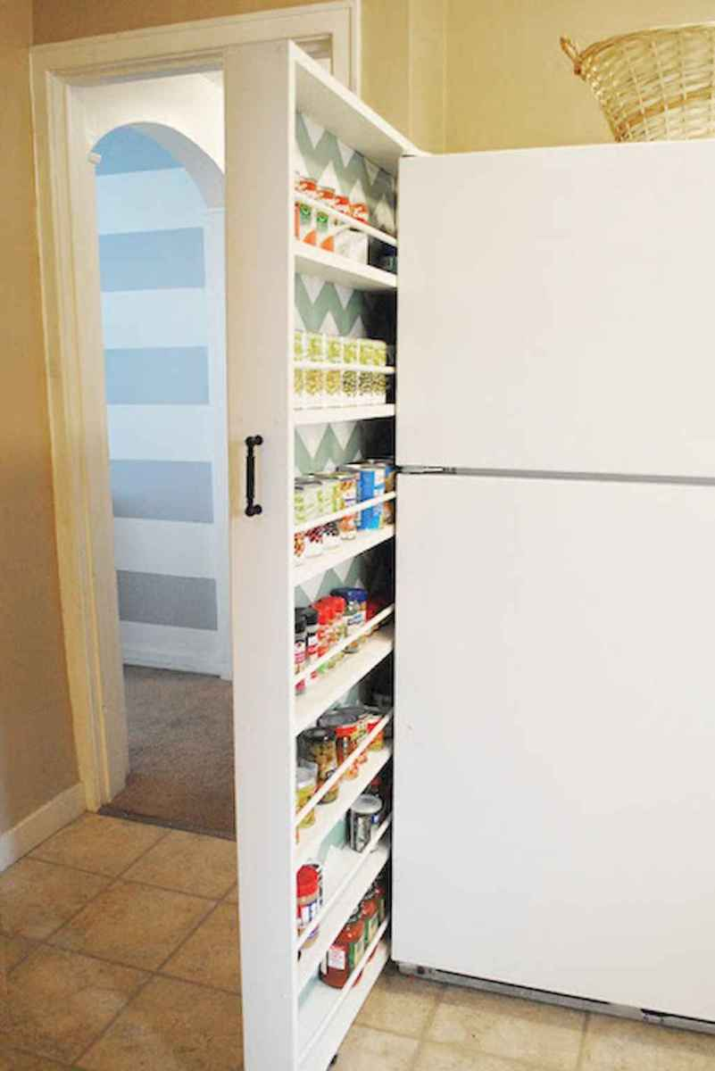 50 Smart Solution Standing Rack Kitchen Decor Ideas (23)