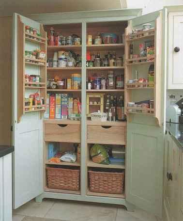 50 Smart Solution Standing Rack Kitchen Decor Ideas (37)