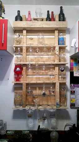 50 Smart Solution Standing Rack Kitchen Decor Ideas (38)