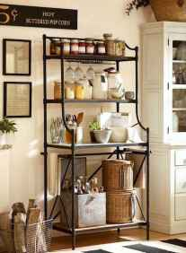 50 Smart Solution Standing Rack Kitchen Decor Ideas (43)