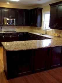 60 Black Kitchen Cabinets Design Ideas (23)