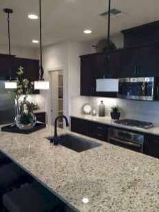 60 Black Kitchen Cabinets Design Ideas (56)