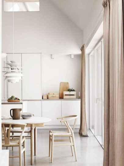 60 Glamorous Scandinavian Kitchen Decor Ideas (17)