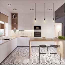 60 Glamorous Scandinavian Kitchen Decor Ideas (35)
