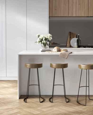 60 Glamorous Scandinavian Kitchen Decor Ideas (5)