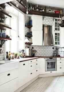 60 Glamorous Scandinavian Kitchen Decor Ideas (53)