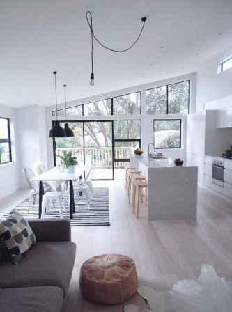 60 Glamorous Scandinavian Kitchen Decor Ideas (58)