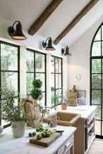 70 Beautiful Modern Farmhouse Kitchen Decor Ideas (52)