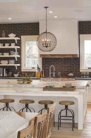 70 Beautiful Modern Farmhouse Kitchen Decor Ideas (54)